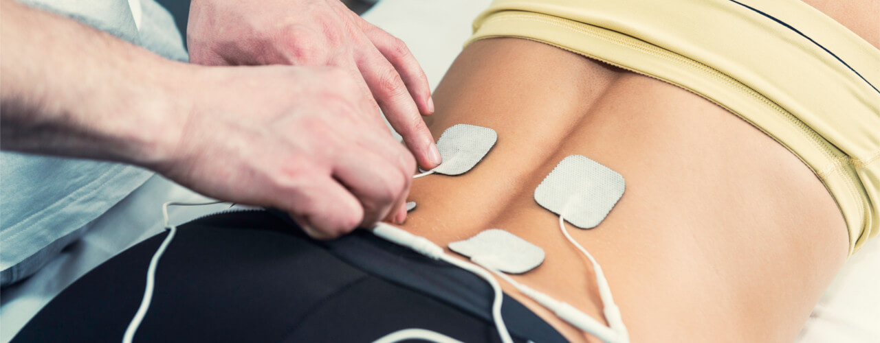 Electrical Stimulation Greenwich, CT Physical Therapy