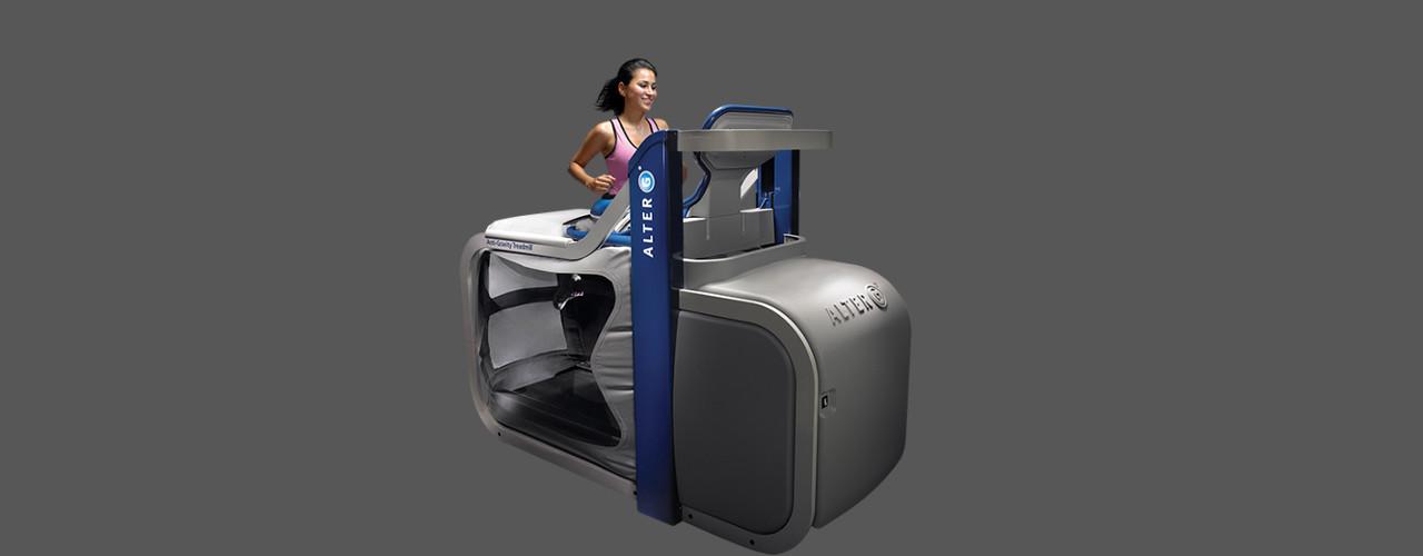 Alter-G Treadmill Greenwich, CT