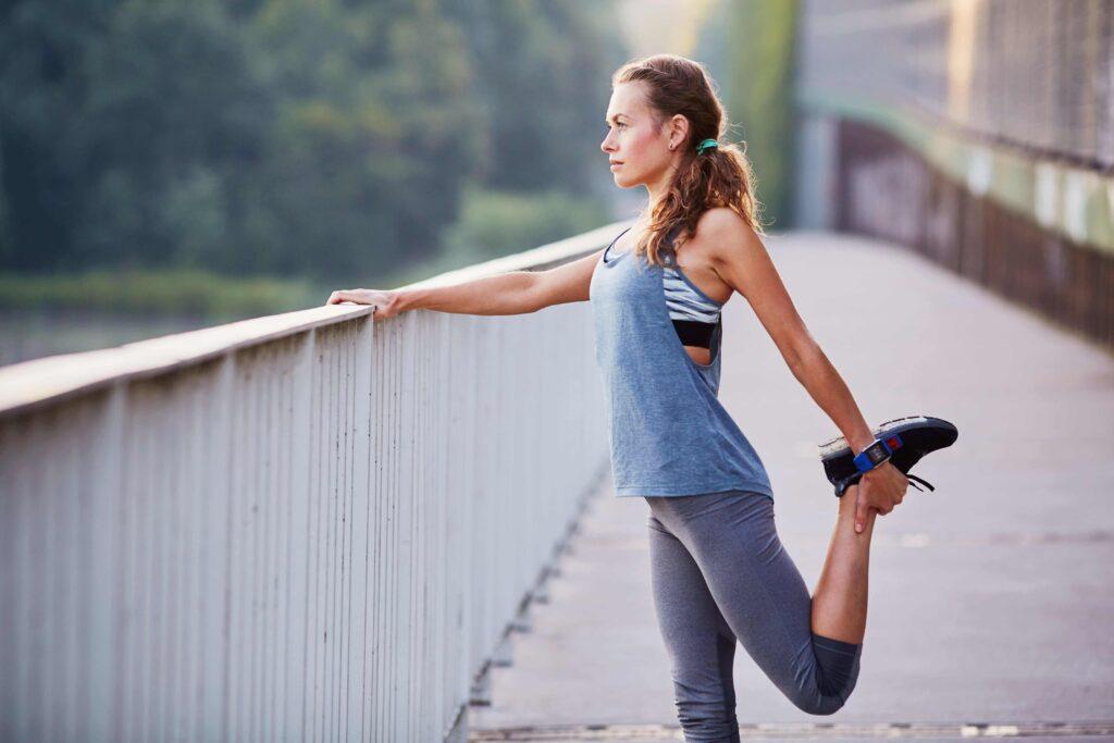 5 Ways Stretching