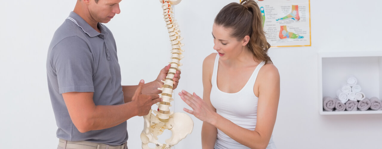 How Physical Therapy Can Relieve Herniated Disc Pain