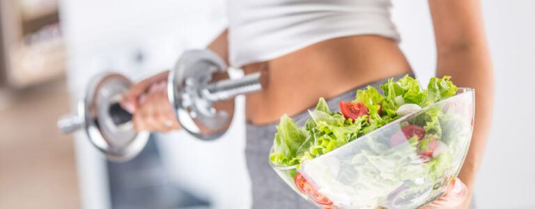 Enhance Your Workouts with the Help of a Healthy Diet!