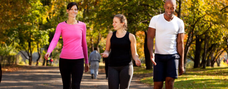 Improve Your Fitness With These 5 Benefits of Walking - Greenwich, CT